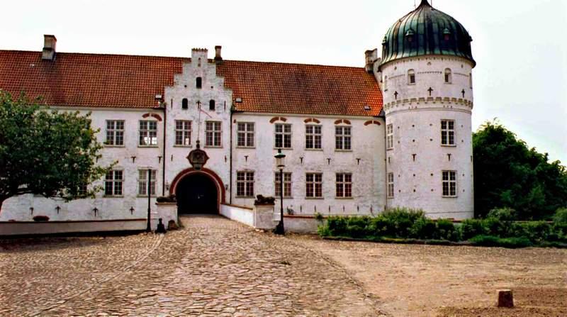 slotte og herregårde sjælland