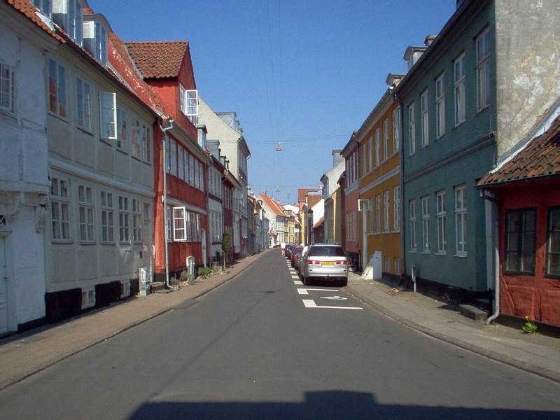 danske ambassadører gå til byen