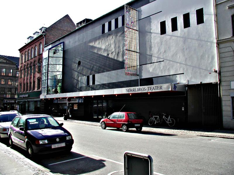 bbw Danmark friluftsmuseum teater